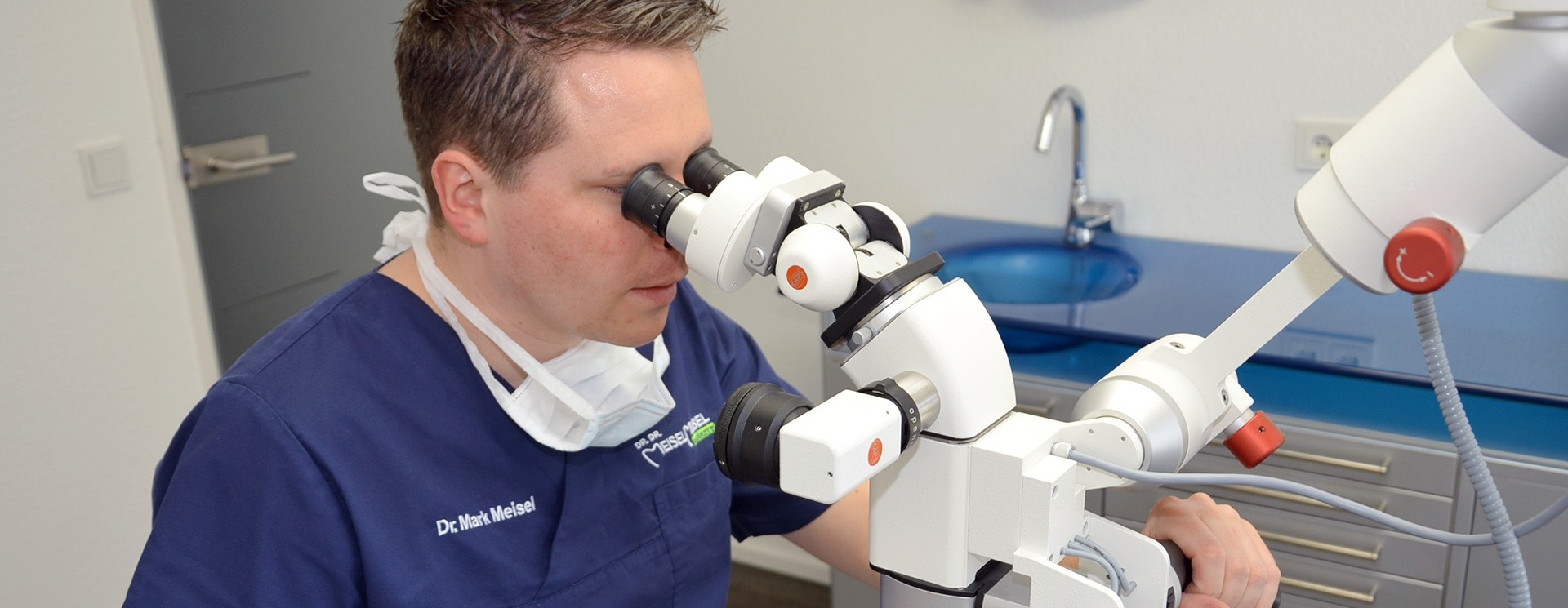 Zahnarztpraxis Dres. Meisel Nürnberg | Mikroskop