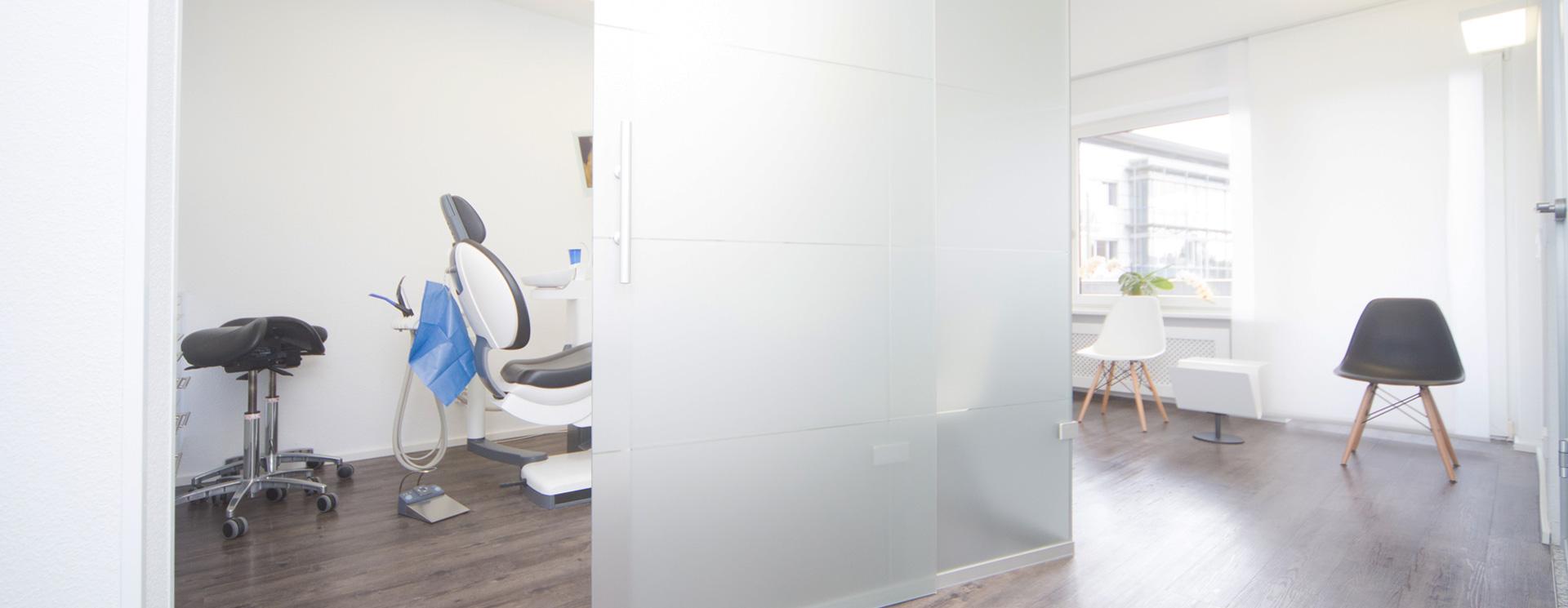 Zahnarzt Nürnberg | Dres. Meisel Praxisrundgang