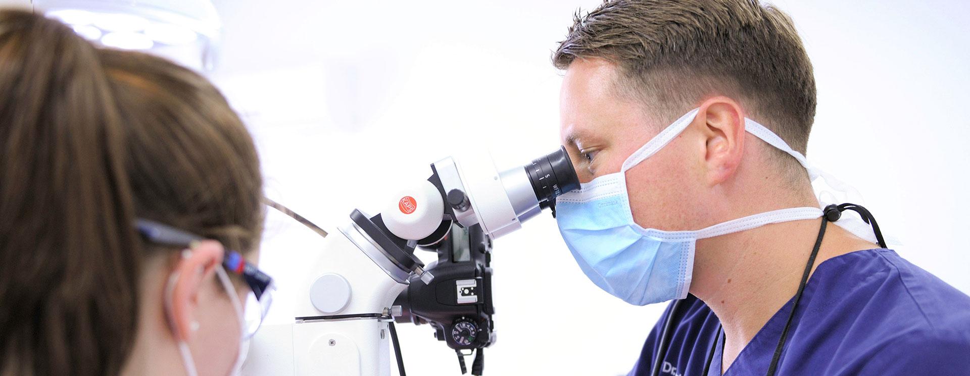zahnarzt nürnberg dr. meisel - wurzelbehandlung mit mikrosokop