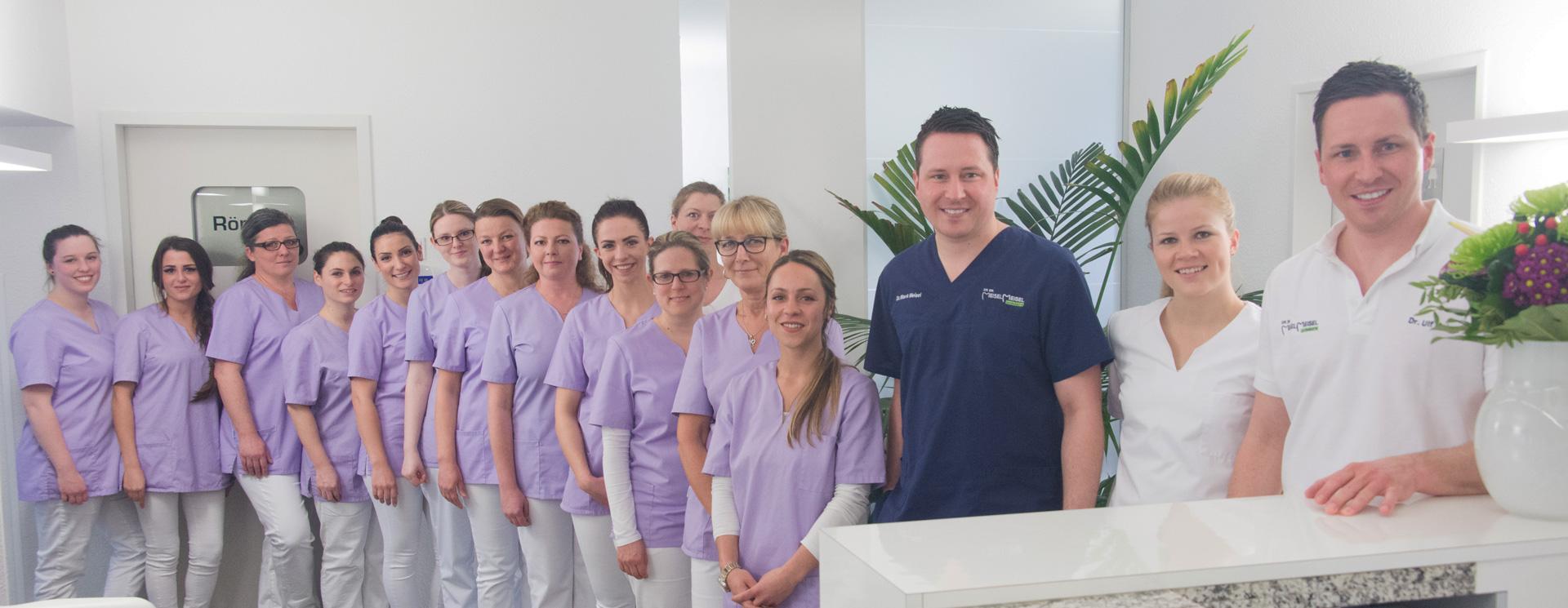 Zahnarzt Nürnberg | Praxisteam Dres. Meisel