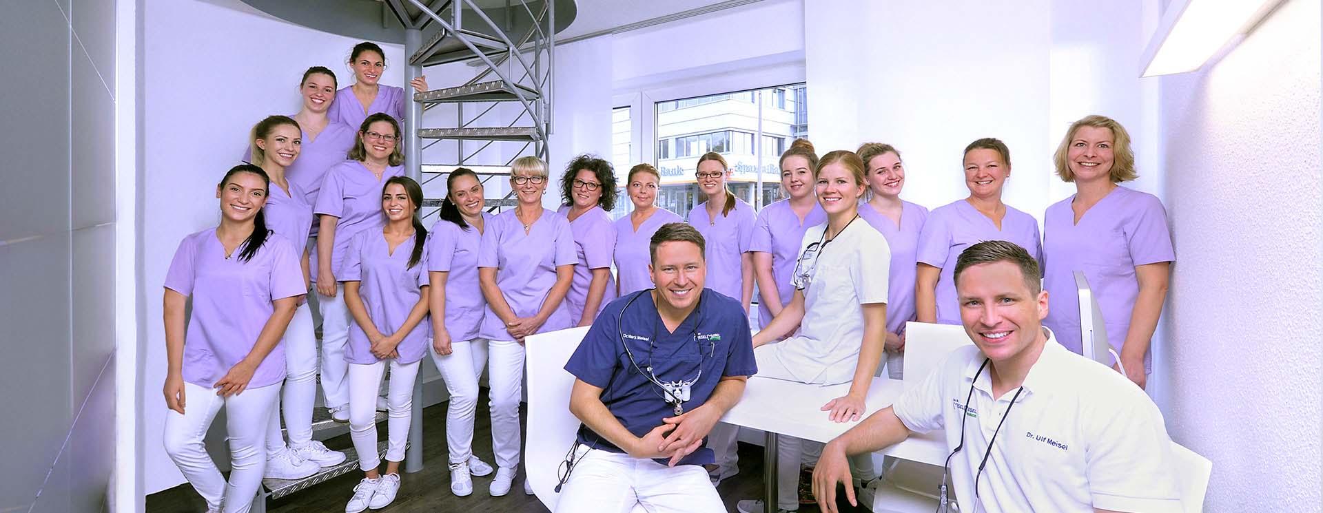 Dres. Meisel und Team - Zahnarzt Nürnberg